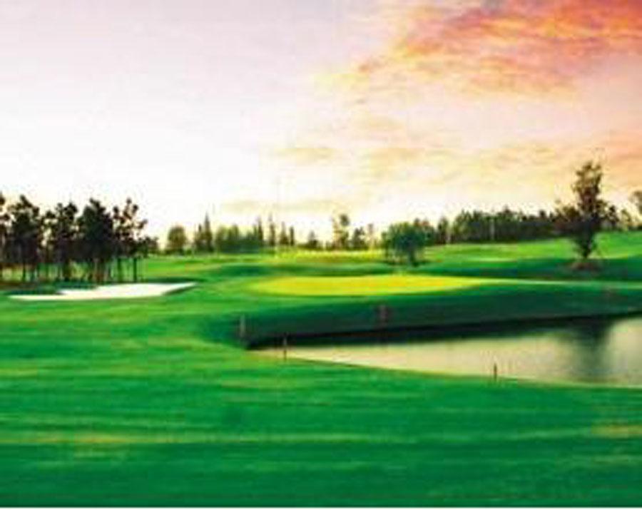 湖北武汉藏龙岛高尔夫俱乐部