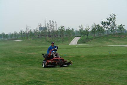 球场预订 苏州金鸡湖国际高尔夫俱乐部