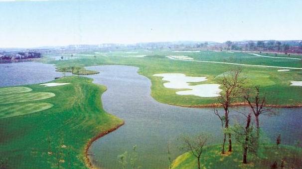 球场预订 苏州中兴高尔夫俱乐部