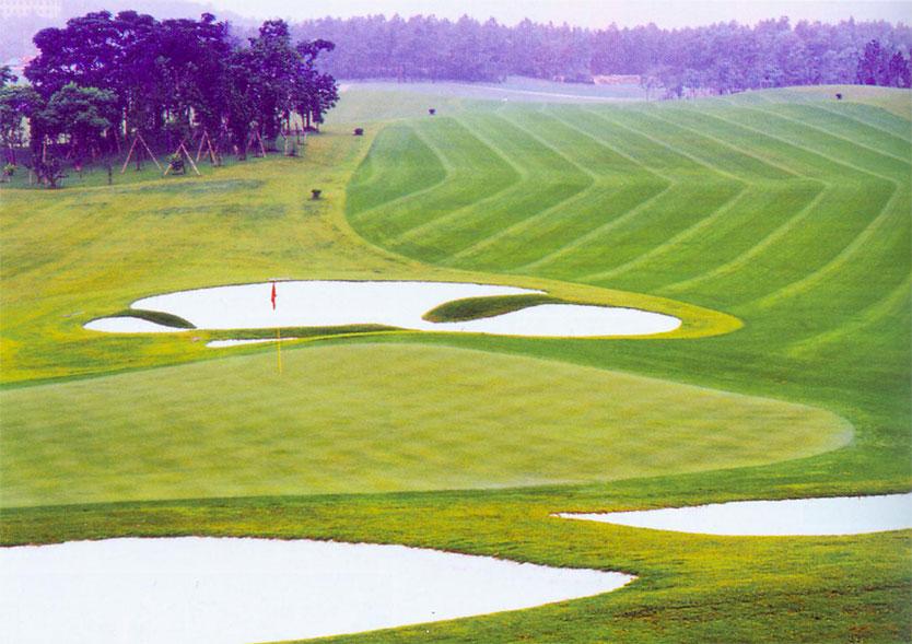 南京太阳岛高尔夫俱乐部