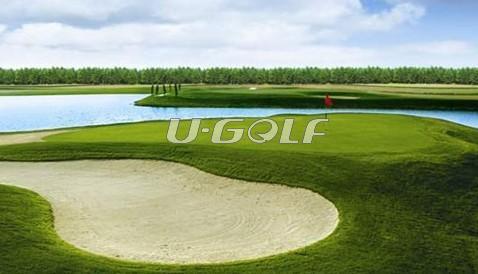 盐城射阳海滨国际高尔夫俱乐部